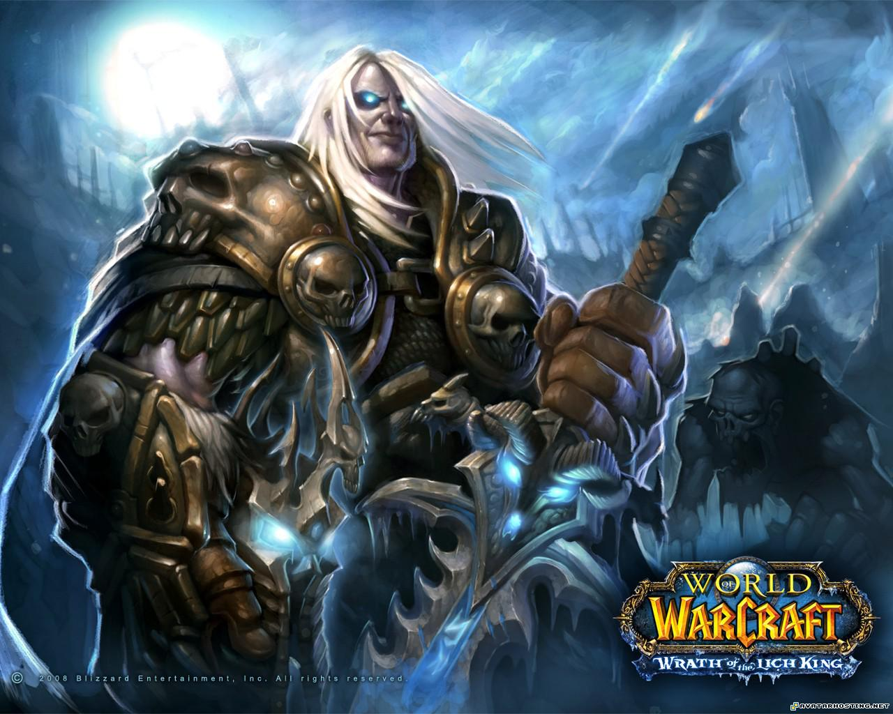 World of Wall Warcraft Wallpapers wall111280x1024