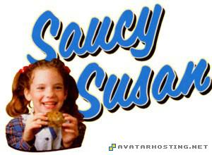 logo SaucySusanlogo